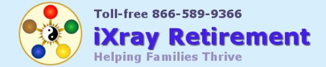 iXray Retirement