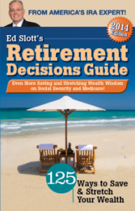 Retirement Decisions Guide by Ed Slott